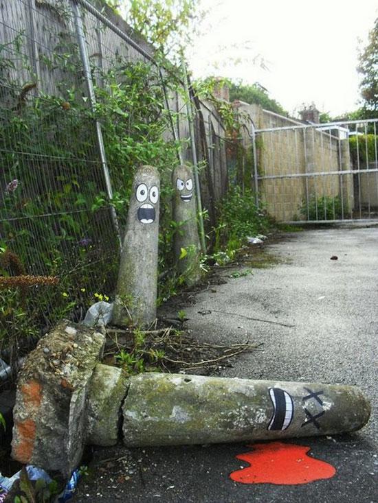 7 Cool Street art