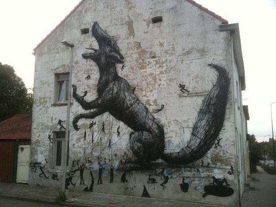 50 Cool Street art