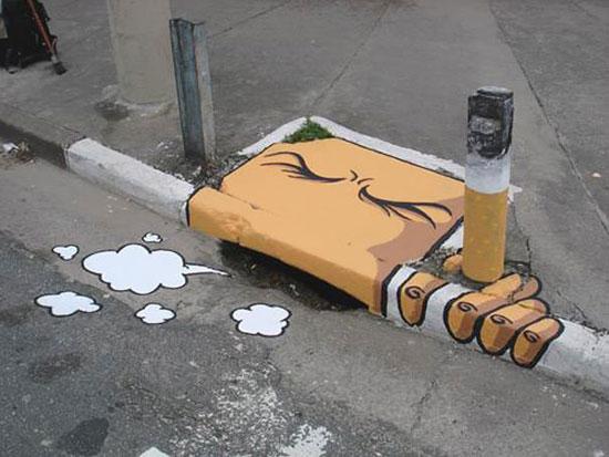 51 Cool Street art