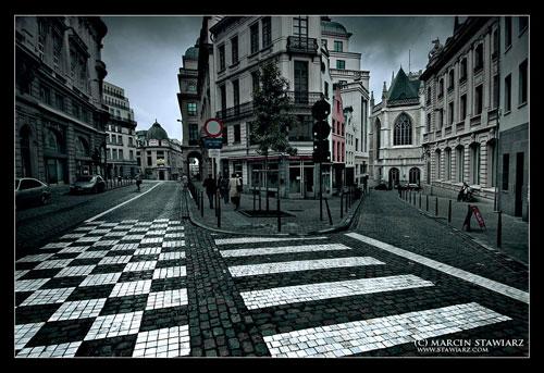 Generation of Sleepwalkers urban photography