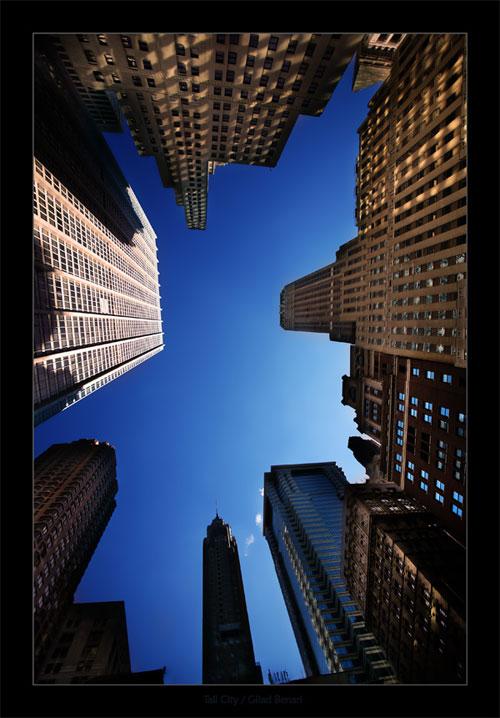 Tall City urban photography