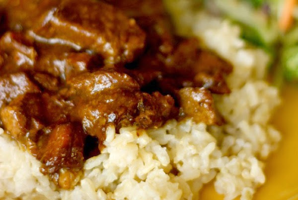 Crockpot Steak and Gravy by DeDe Smith