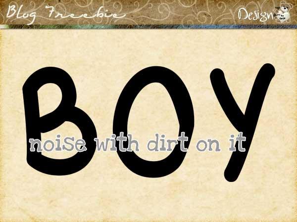 dedesmith_boynoise
