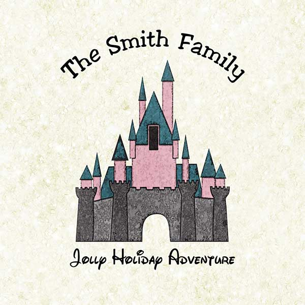The Smith Family - Jolly Holiday Adventure | Front Cover by DeDe Smith
