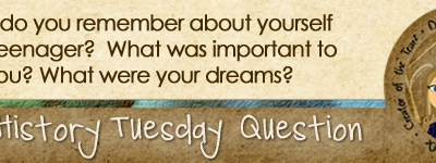 Journal Prompt: What do you remember about yourself as a teenager? What was important to you? What were your dreams?