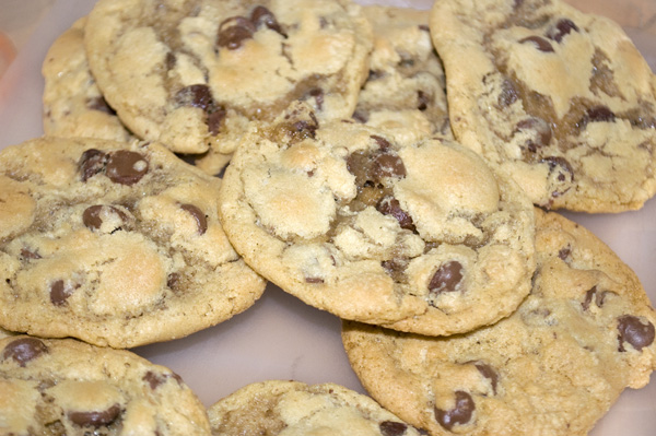 Recipe Thursday   Thick 'n Chewy Chocolate Chip Cookies