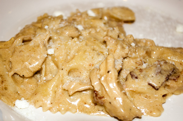 Garlic Chicken Farfalle by DeDe Smith