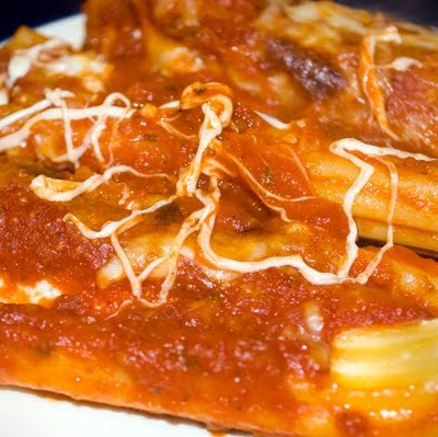 Manicotti by DeDe Smith