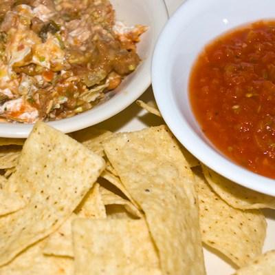 Mexican Layer Dip, Guacamole, & Salsa by DeDe Smith