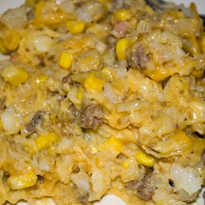 Tater-Tot Casserole by DeDe Smith