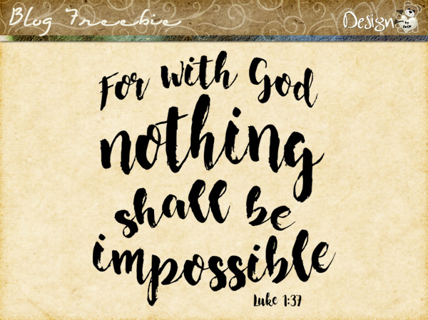 Wednesday SayingZ | Nothing Shall Be Impossible