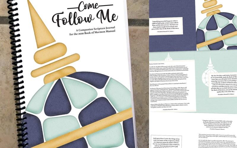 Come Follow Me 2020 | Scripture Journal