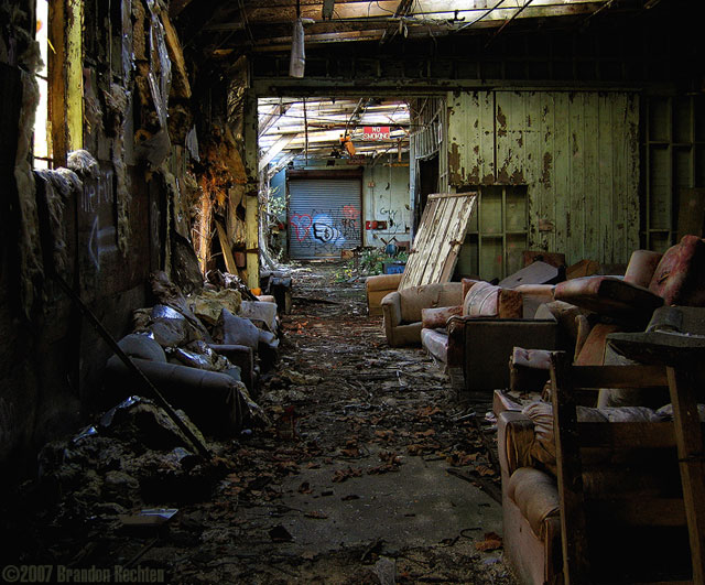 Worth Watching Examples Of Urban Decay Photography
