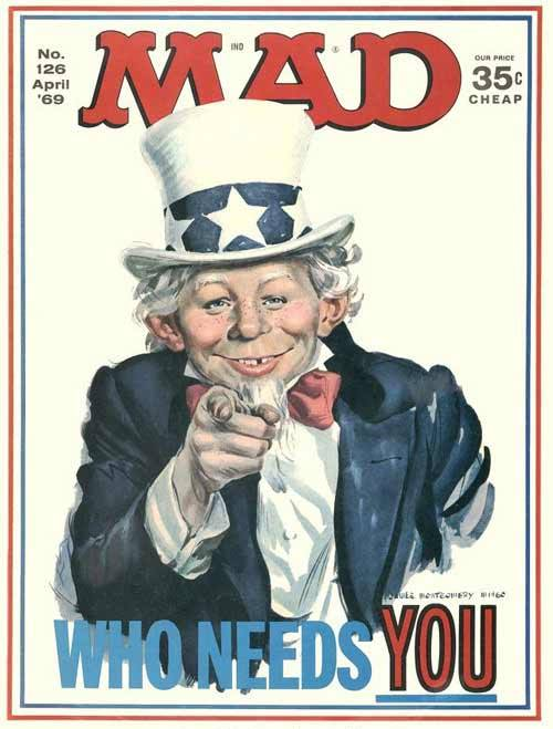 The Best and Historic Magazine Cover Designs