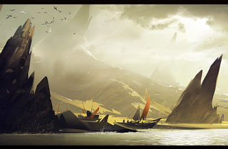 Collection of Best Digital Paintings from 2010