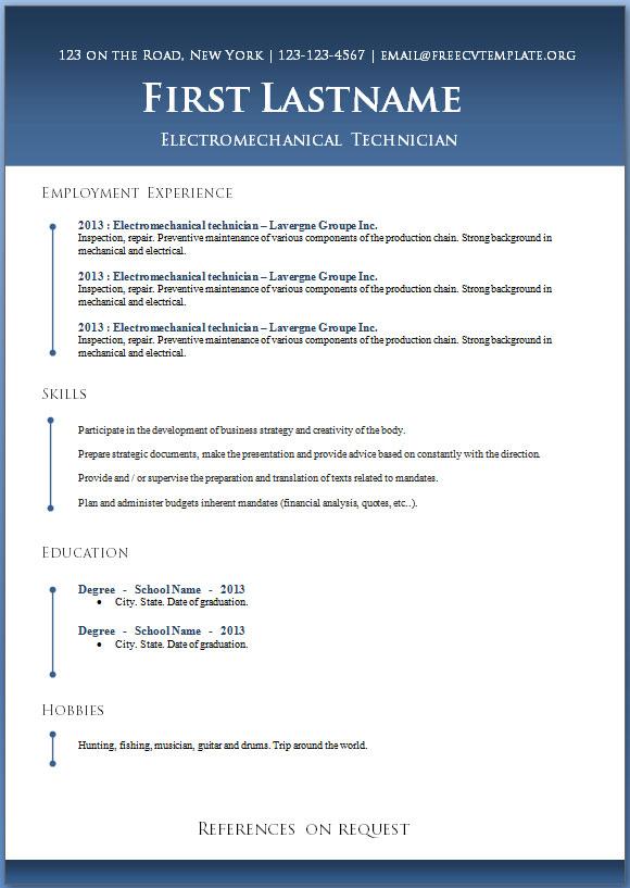 cv templates word 2013 free download Oylekalakaarico