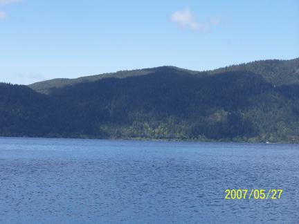 [ Lake Crescent 1 ]