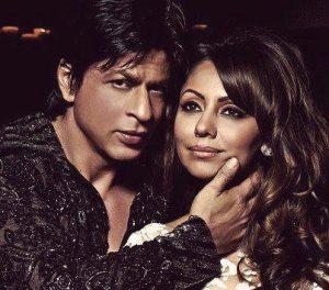 Gauri & Shahrukh Khan 2013