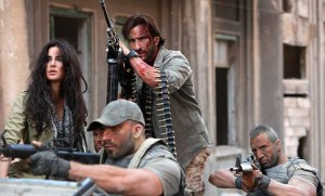 Katrina Kaif and Saif Ali Khan in Phantom