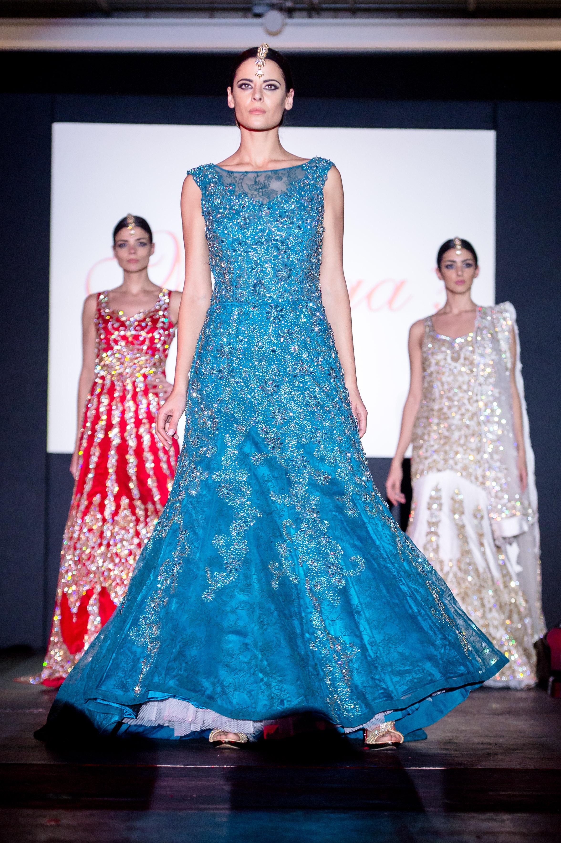 British Asian designers set 2015 trends - DesiMag