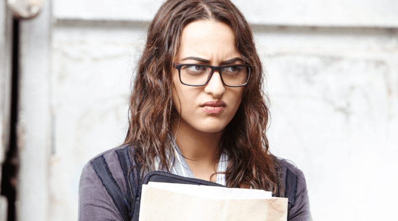 """Sonakshi Sinha: """"I too have my own struggles, insecurities like Noor"""""""