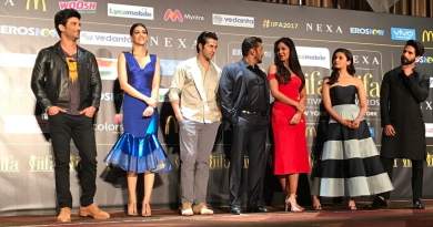 Salman Khan takes the shine at IIFA 2017 press conference