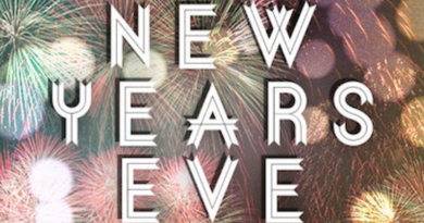 TOP 3 PARTY'S TO CELEBRATE AT THIS NYE!