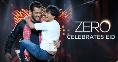 The Eid teaser of Zero features Shah Rukh Khan and Salman Khan
