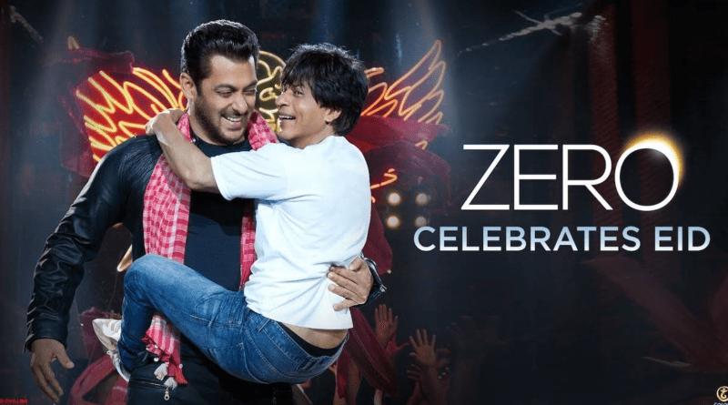 The Eid teaser of Zero features Shah Rukh Khan and Salman Khan