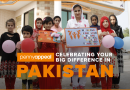 Chairman, Adeem Younis Visits Orphan Home in Pakistan