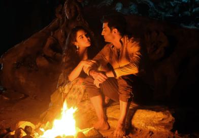 Ibrahim Ali Khan's reaction to seeing Sara Ali Khan in Kedarnath's