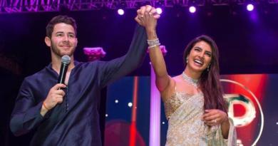 Priyanka & Nick Jonas tie the knot –  Check out the pics