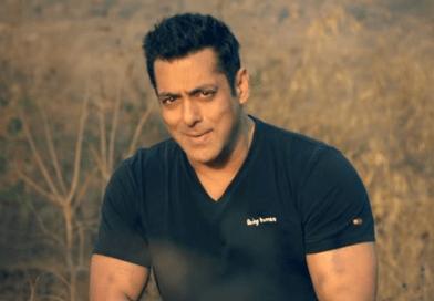Salman Khan sings 'Main Taare' for his upcoming production, Notebook