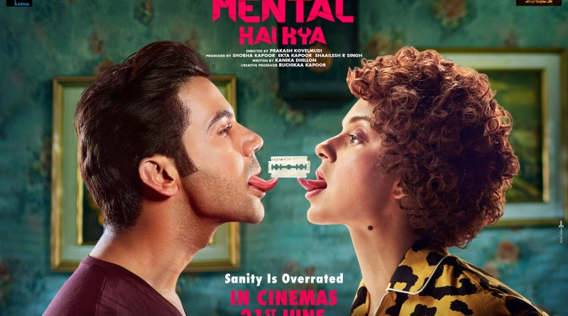 Mental Hai Kya new poster is OUT