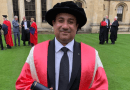 USTAD RAHAT FATEH ALI KHAN RECEIVES PRESTIGIOUS HONORARY DEGREE FROM OXFORD UNIVERSITY