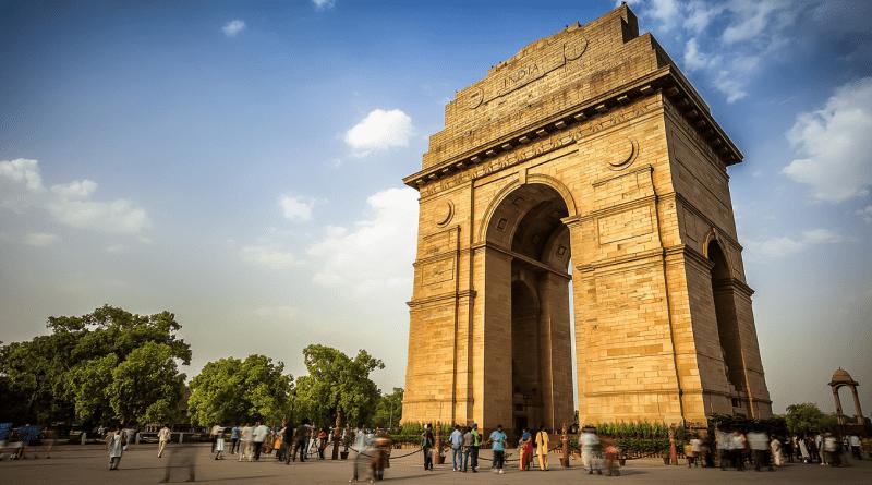 Islamic History In The Heart Of Delhi, India