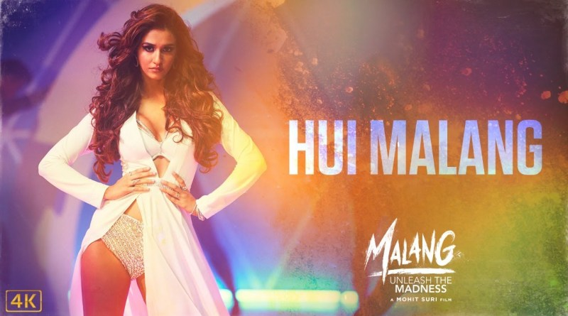 Disha Patani unleash the madness with new song Hui Malang