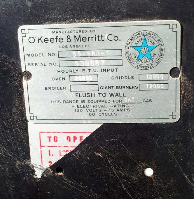 O Keefe Merritt Replacement Stove Parts New And Liance In Grand Prairie Tx Offerup