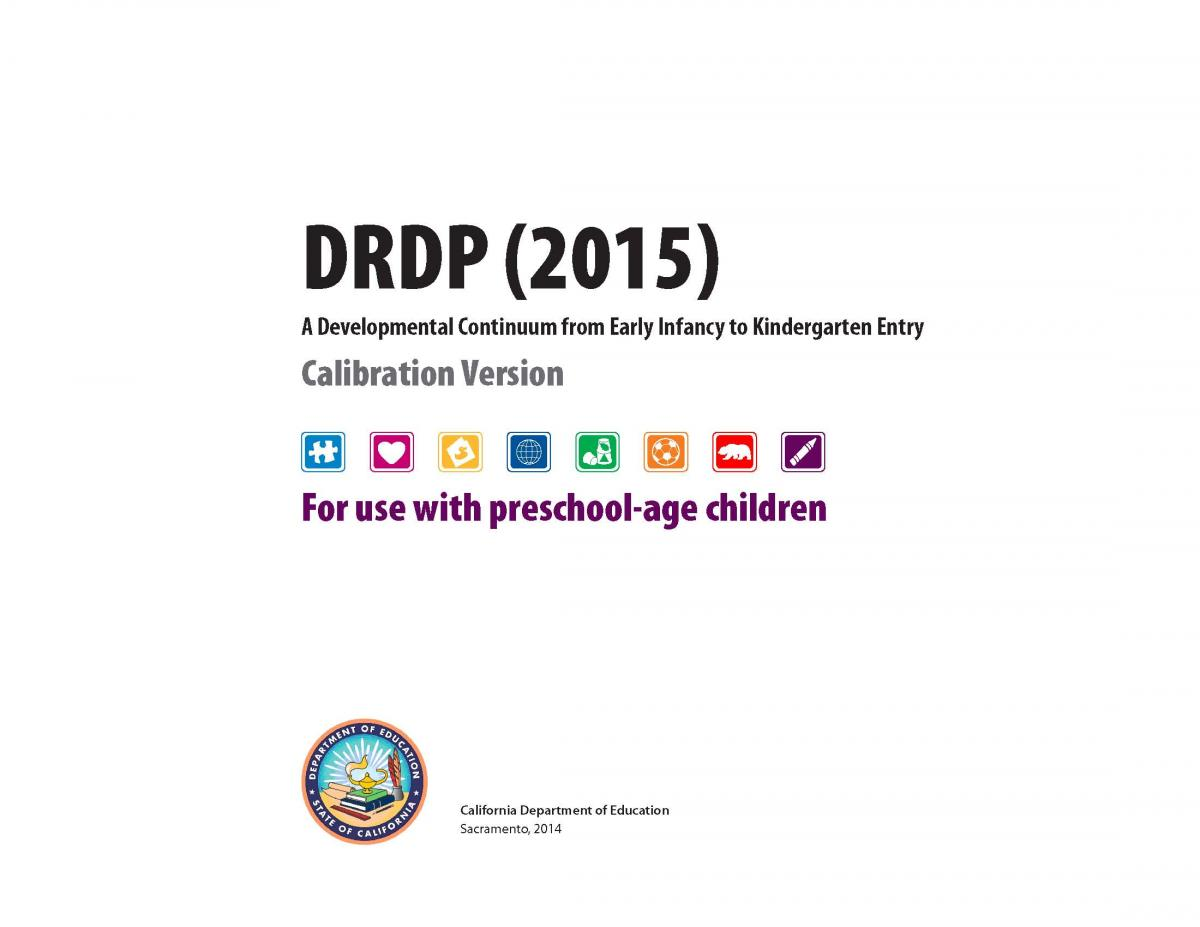 Drdp Forms