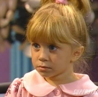Full House, Michelle Tanner, Mary-Kate and Ashley Olsen,