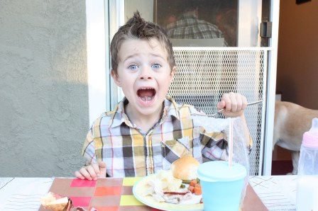 kids, funny pictures, friday photo wrap up, temecula wine country, thanksgiving, zoomars, kids activities, orange county, inland empire, corn box, babies