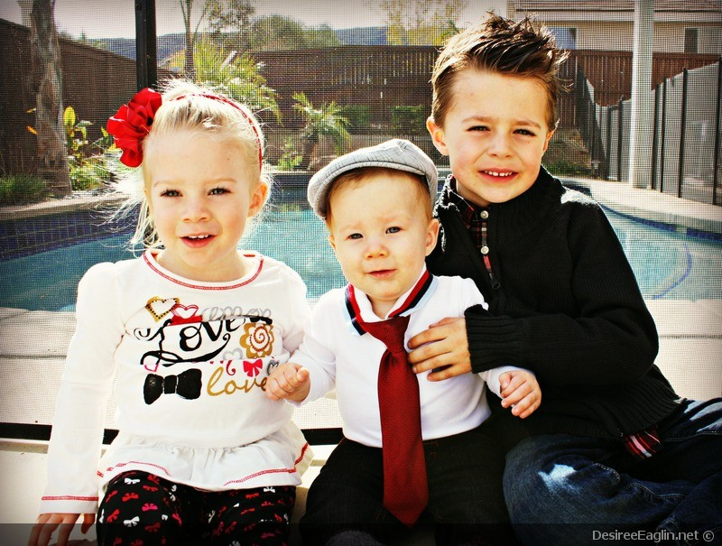 34ab2acd Valentine's Day Photo Shoot With Cookie's Kids - The Funny Mom Blog
