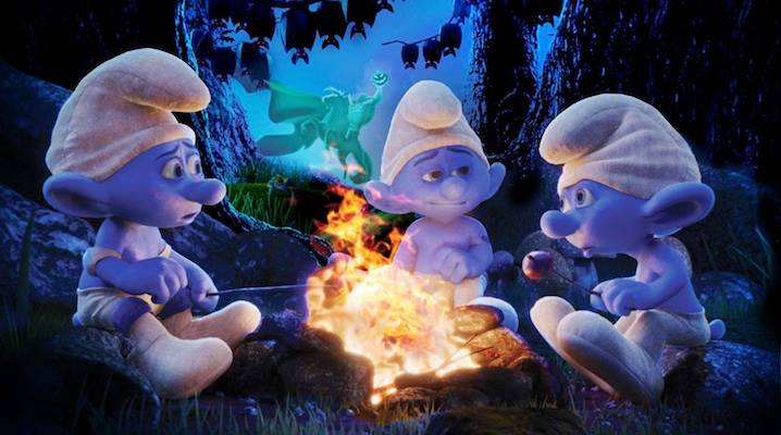 Image result for the legend of smurfy hollow