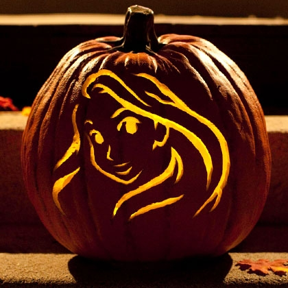 The Best Disney Pumpkin Carving Templates From Spoonful - The Funny ...