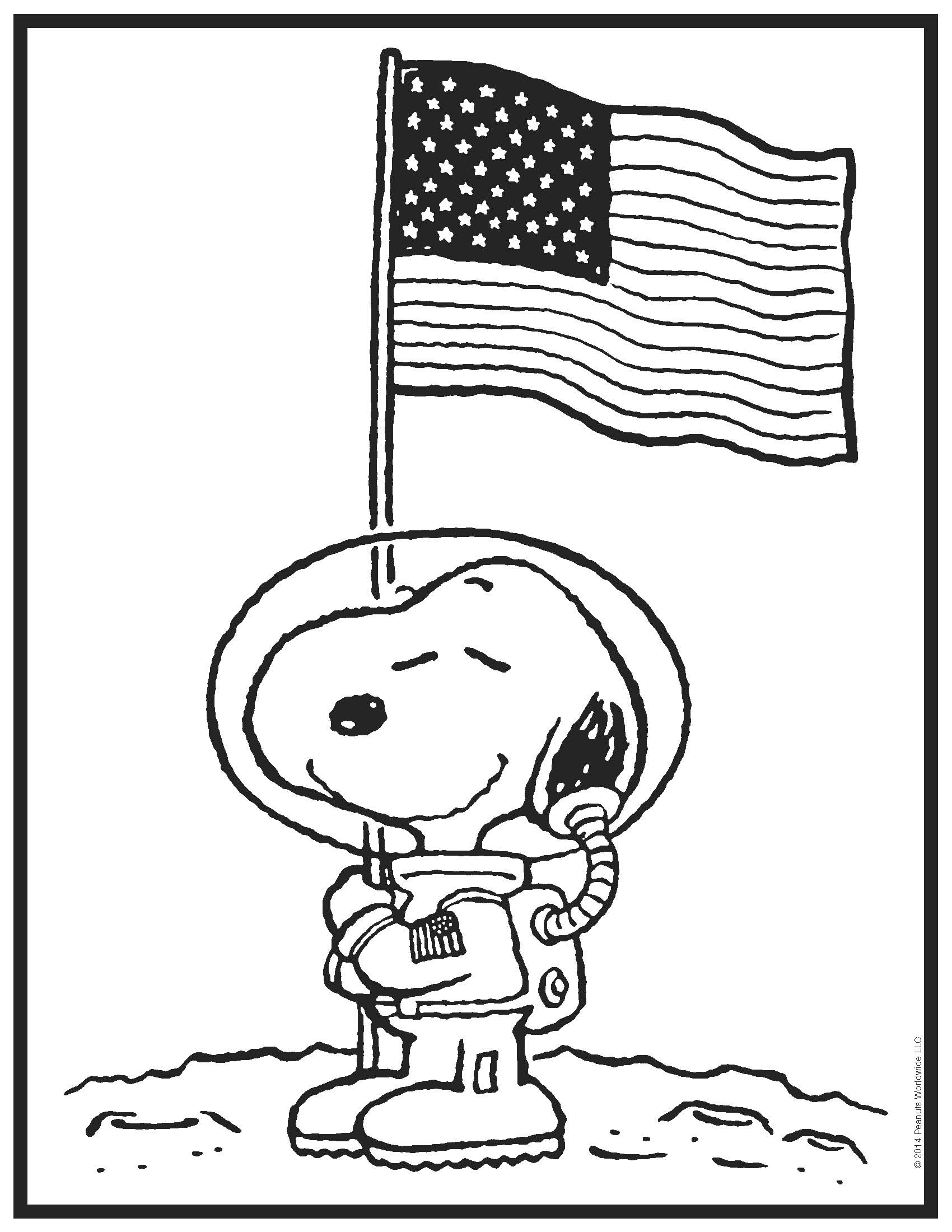 this is america charlie brown
