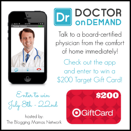 Doctor on Demand Giveaway
