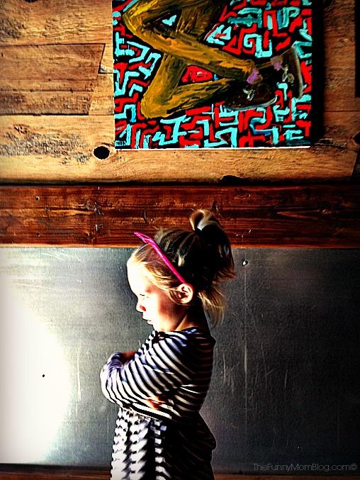 preschooler pout