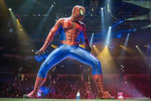 Coming Soon to a city near you – Marvel Universe LIVE!