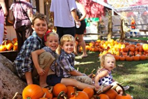 9 Years of Irvine Park Railroad Pumpkin Patch Tradition