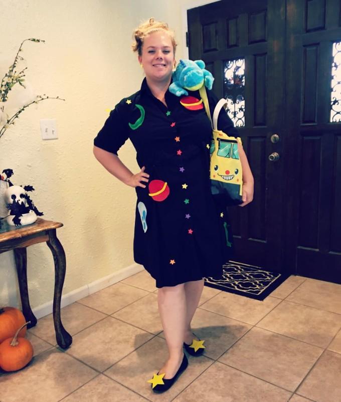 ms. frizzle costume